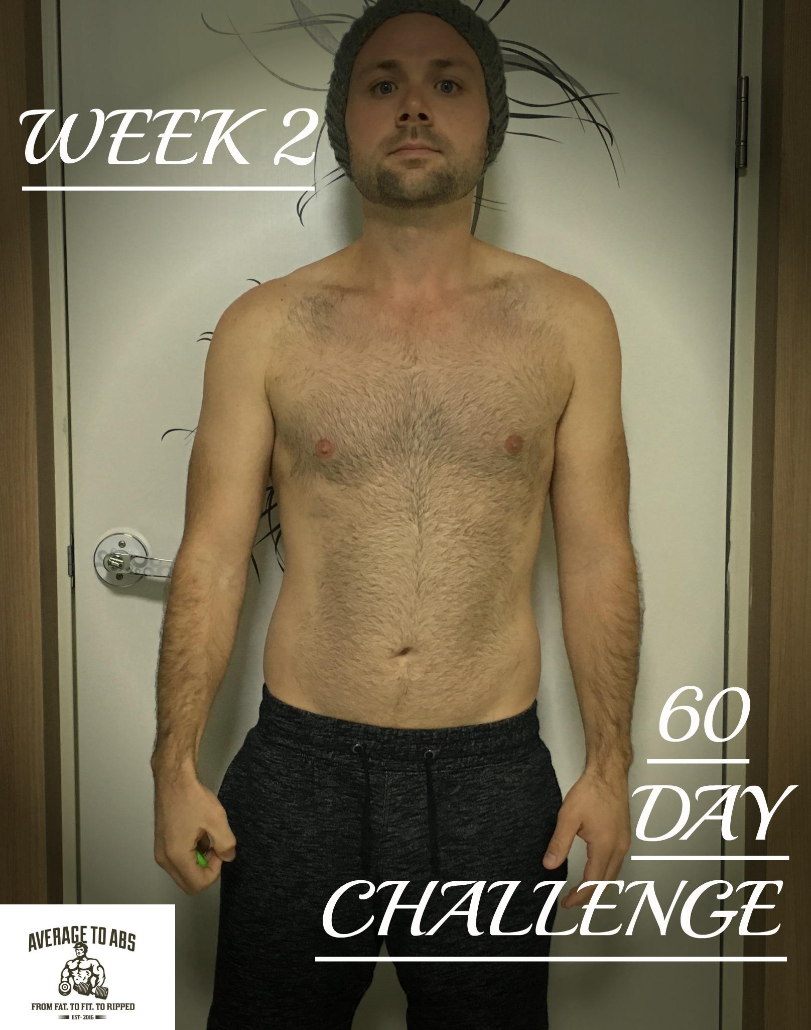 60 Day Challenge Week 2