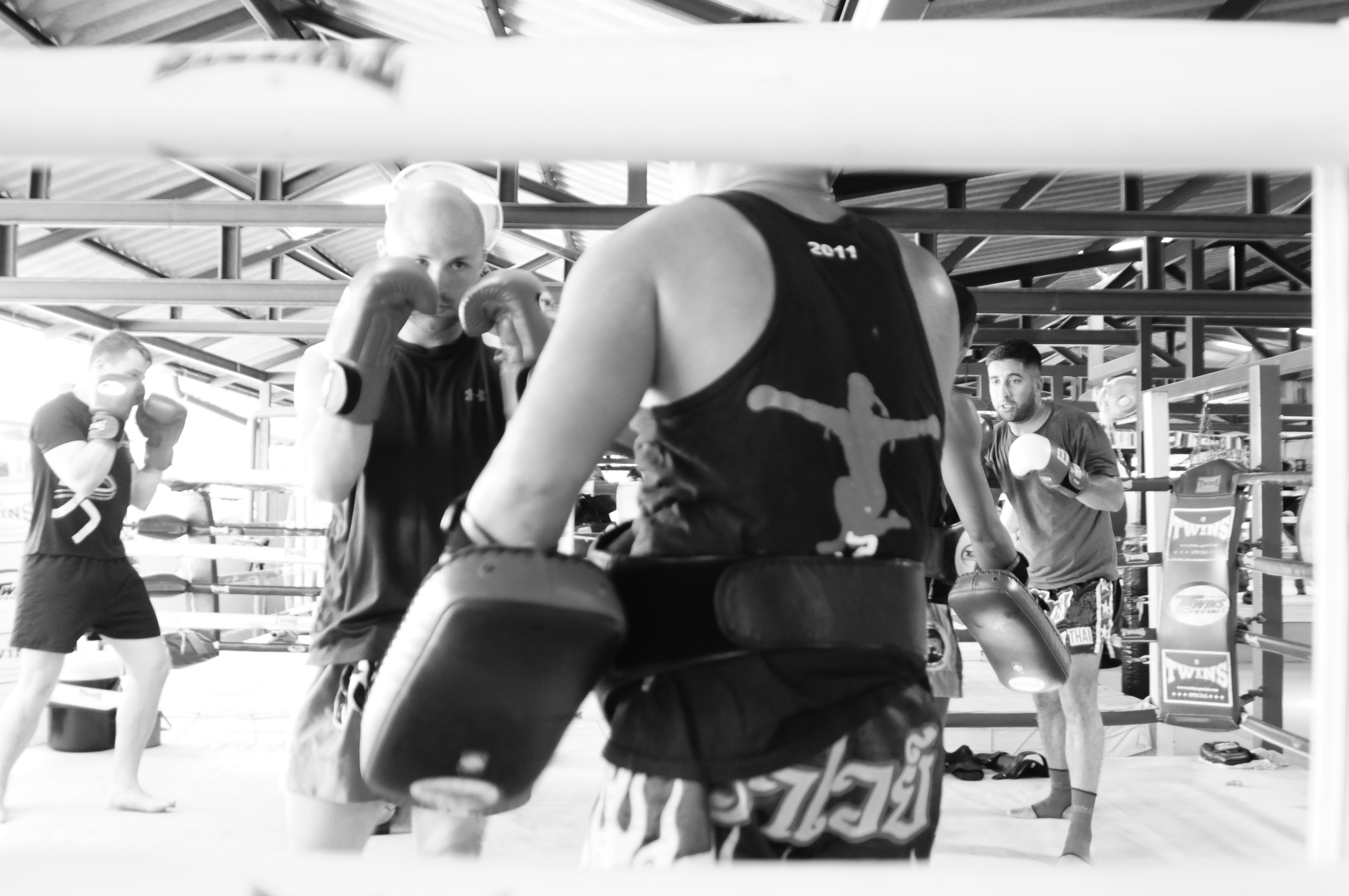 Does Muay Thai Help You Lose Weight?