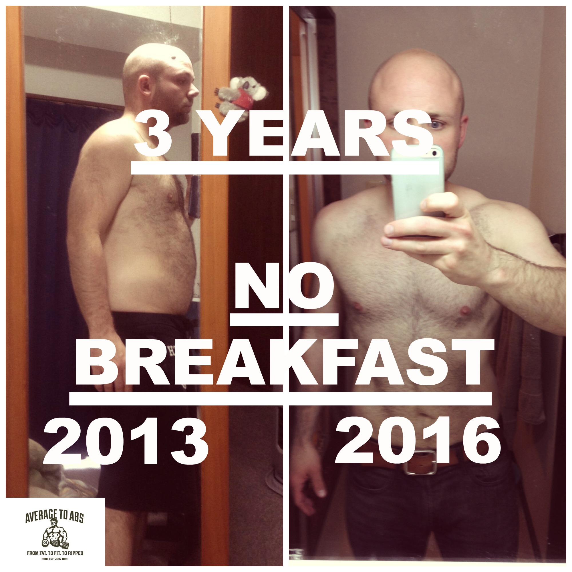 3 Years No Breakfast